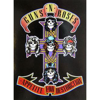 flag Guns n ' Roses - Cross - HFL1005