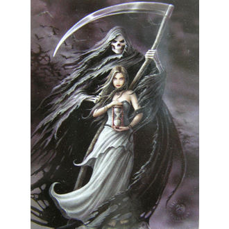 flag Anne Stokes - Summon The Reaper - HFL1029