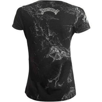 t-shirt hardcore women's - KEEP CALM AND BURN CHURCHES - AMENOMEN, AMENOMEN