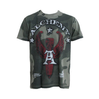 t-shirt hardcore men's - Vengeance - ALCHEMY GOTHIC - 1583