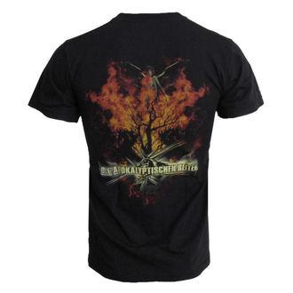t-shirt metal men's Die Apokalyptischen Reiter - NUCLEAR BLAST - NUCLEAR BLAST, NUCLEAR BLAST, Die Apokalyptischen Reiter