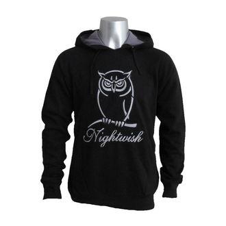 hoodie men's Nightwish - Owl Deluxe - NUCLEAR BLAST, NUCLEAR BLAST, Nightwish