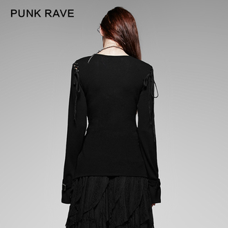 Women's long sleeve t-shirt PUNK RAVE - Perfect Disorder, PUNK RAVE