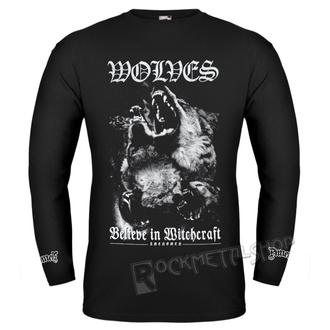 t-shirt hardcore men's - WOLVES - AMENOMEN, AMENOMEN