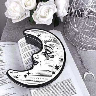 Decoration (box) KILLSTAR - Whimsy crescent - BLACK, KILLSTAR