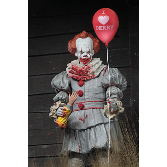Figure IT - Stephen King - Pennywise - I Heart Derry, NNM