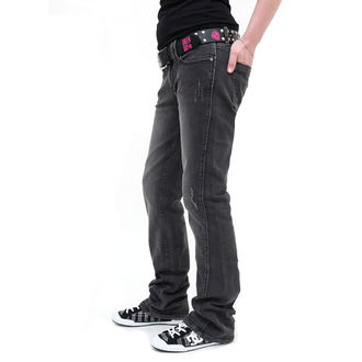 pants women (jeans) CIRCA - Engineered Straight Jean, CIRCA