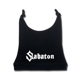 Hat children's Sabaton - (Logo) - black - Metal-Kids - 455-15-8-7