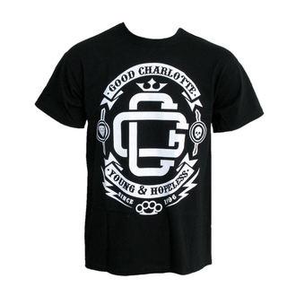 t-shirt metal Good Charlotte - Good Charlotte - BRAVADO - 12091002