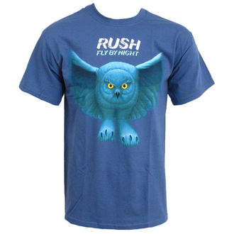 t-shirt men RUSH 'FLY BY NIGHT' PLASTIC HEAD, PLASTIC HEAD, Rush