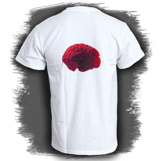 t-shirt men RUSH 'HEMISPHERES' PLASTIC HEAD, PLASTIC HEAD, Rush