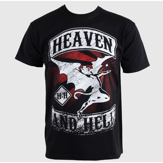 t-shirt men HEAVEN & HELL 'CHOPPER' 5619, PLASTIC HEAD, Heaven & Hell