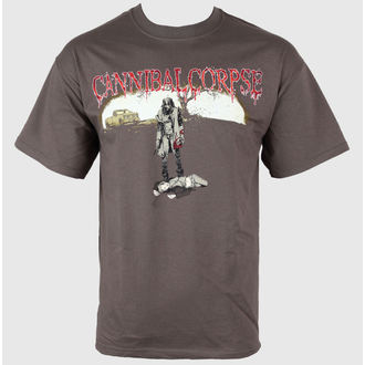 t-shirt men Cannibal Corpse 'TO Decompose ...', PLASTIC HEAD, Cannibal Corpse