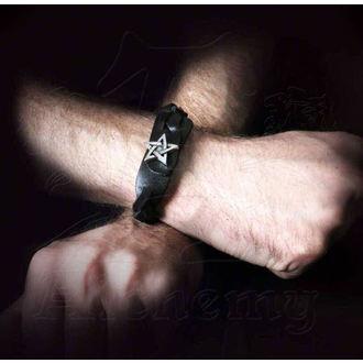 bracelet Pentagram- Gaelic Plait ALCHEMY GOTHIC - A37