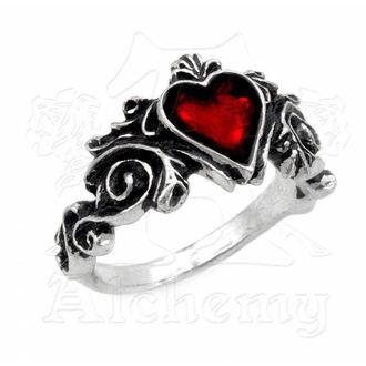ring Betrothal ALCHEMY GOTHIC - R134