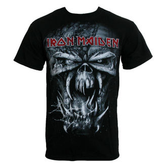 t-shirt metal men's Iron Maiden - - ROCK OFF, ROCK OFF, Iron Maiden
