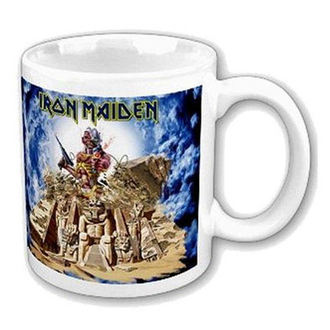 cup Iron Maiden 'Somewhere Back In Time' ACWPOS 6138 - IMMUG08, ROCK OFF, Iron Maiden