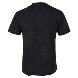 t-shirt metal men's AC-DC - Back in Black - LIQUID BLUE - 11862