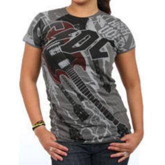 t-shirt women AC/DC