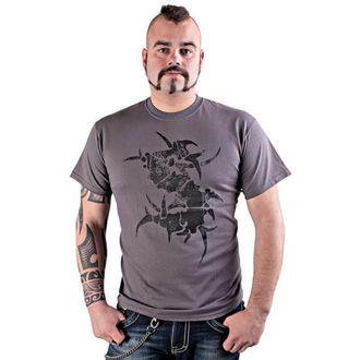 Metal T-Shirt men's Sepultura - Logo grey - NUCLEAR BLAST - 1738_TS
