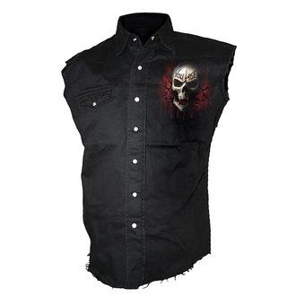 shirt men sleeveless SPIRAL