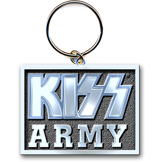 key ring (pendant) KISS 'Army Block' ROCK OFF, ROCK OFF, Kiss