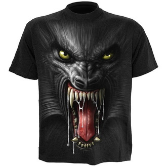 t-shirt men's - Lycan Tribe - SPIRAL - K006M101