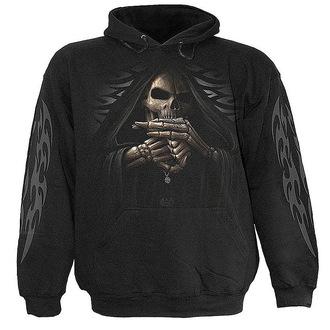 hoodie men's - Bone Finger - SPIRAL - M005M451