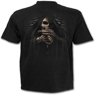 t-shirt men's - Bone Finger - SPIRAL - M005M101