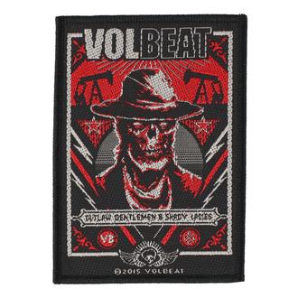 Patch Volbeat - Ghoul Frame - RAZAMATAZ - SPR2809