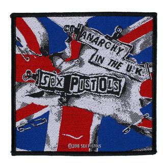 Patch Sex Pistols - Anarchy In The U.K. - RAZAMATAZ - SPR3051