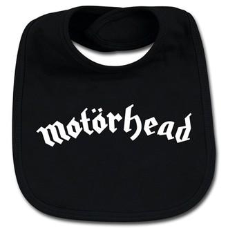 bib Motörhead - Logo Baby Bib - Metal-Kids, Metal-Kids, Motörhead