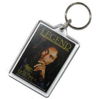 key ring (pendant) Bob Marley - Legend - PYRAMID POSTERS, PYRAMID POSTERS, Bob Marley