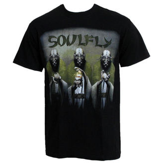 t-shirt men RAZAMATAZ Soulfly 'Envy/Wrath/Sloth EUROPE 2010', RAZAMATAZ, Soulfly