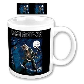 cup Iron Maiden - Benjamin Breeg Boxed Mug - ROCK OFF - IMMUG04