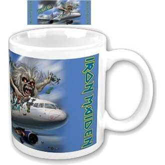 cup Iron Maiden - Flight 666 Boxed Mug - ROCK OFF - IMMUG05