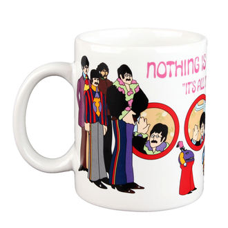 cup Beatles - Yellow Sub Nothing is Real Boxed Mug - ROCK OFF, ROCK OFF, Beatles