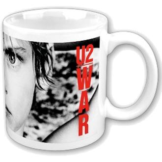 cup U2 - War Boxed Mug - ROCK OFF, ROCK OFF, U2