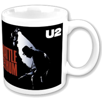 cup U2 - Rattle and Hum boxed Mug - ROCK OFF, ROCK OFF, U2
