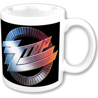 cup ZZ Top - ZZ Top Logo Mug - ROCK OFF, ROCK OFF, ZZ-Top