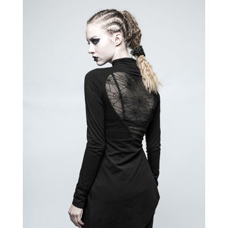t-shirt gothic and punk women's - ForgetMeNot - PUNK RAVE, PUNK RAVE