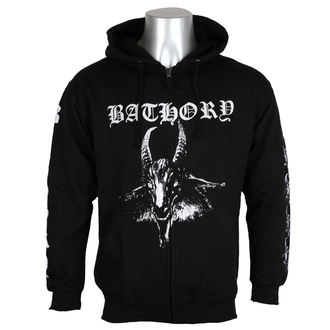 hoodie men's Bathory - Goat - PLASTIC HEAD, PLASTIC HEAD, Bathory