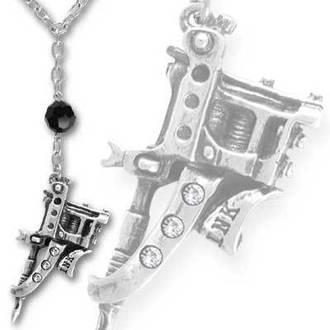 necklace UL17 Ink - ALCHEMY GOTHIC, ALCHEMY GOTHIC