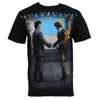 t-shirt metal men's Pink Floyd - Have A Cigar - LIQUID BLUE - 31832