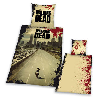 Bedding The Walking Dead - HERDING, HERDING