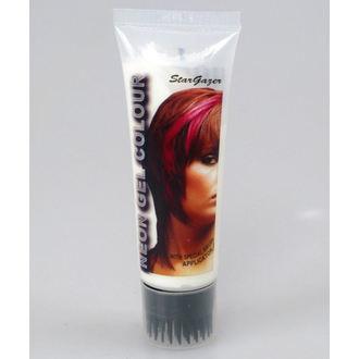 color (gel) to hair STAR GAZER - UV White Glow - SGS152A