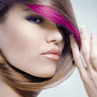 color (mascara) to hair STAR GAZER - Magenta, STAR GAZER