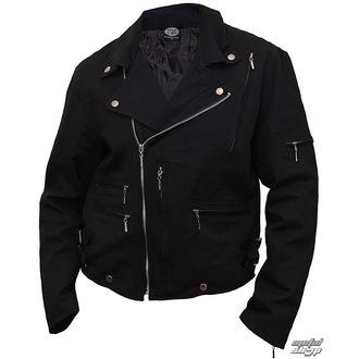 suit jacket men spring/fall (suit jacket) SPIRAL - Bone Finger - WM 112750