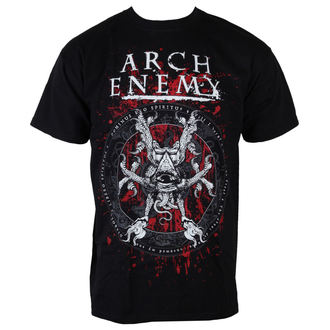 t-shirt metal men's Arch Enemy - Circle - ART WORX, ART WORX, Arch Enemy
