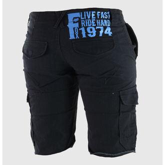 shorts women FOX - Bear Trainer - BLACK